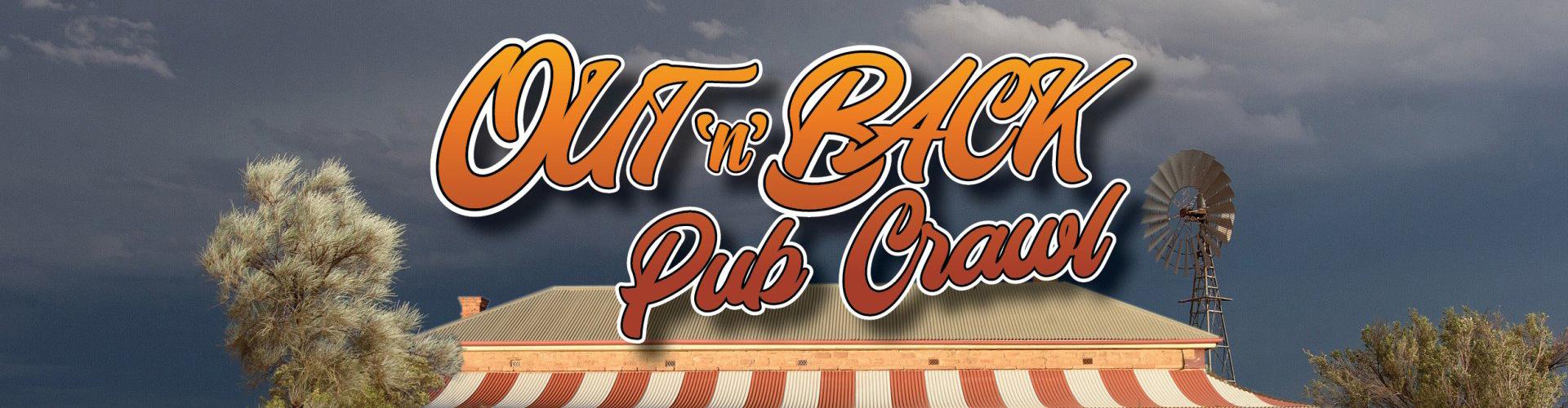 Out'n'Back Pub Crawl Darwin Top End